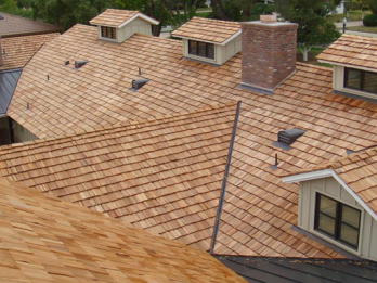Shake Roofing